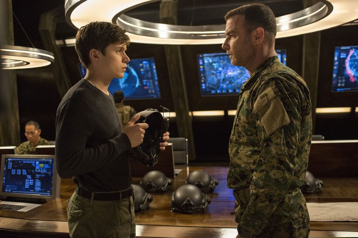 the 5th wave horror without fear science fiction without