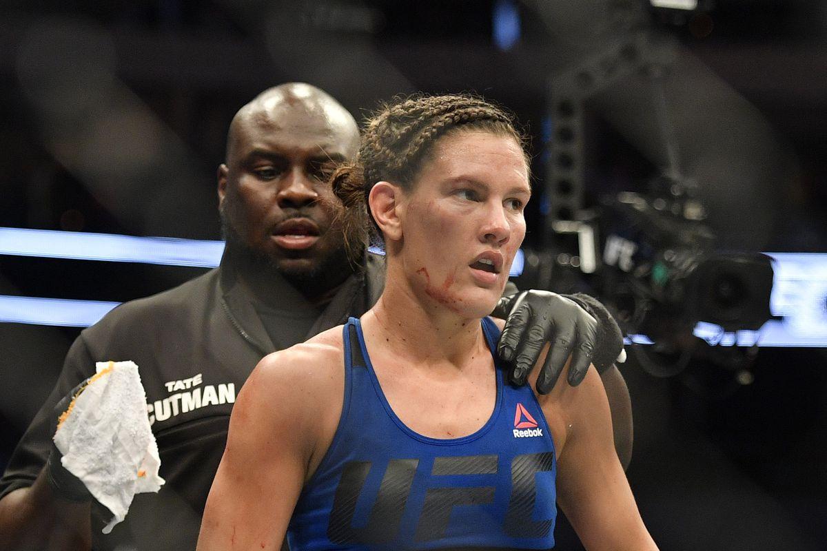 MMA: UFC 211-Aguilar vs Casey