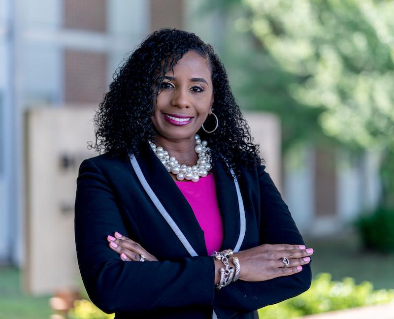 Yolanda Martin, chief of human resources