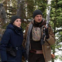 "Jeremy Renner and Elizabeth Olsen star in ""Wind River,"" a 2017 Sundance film that was shot in Utah."