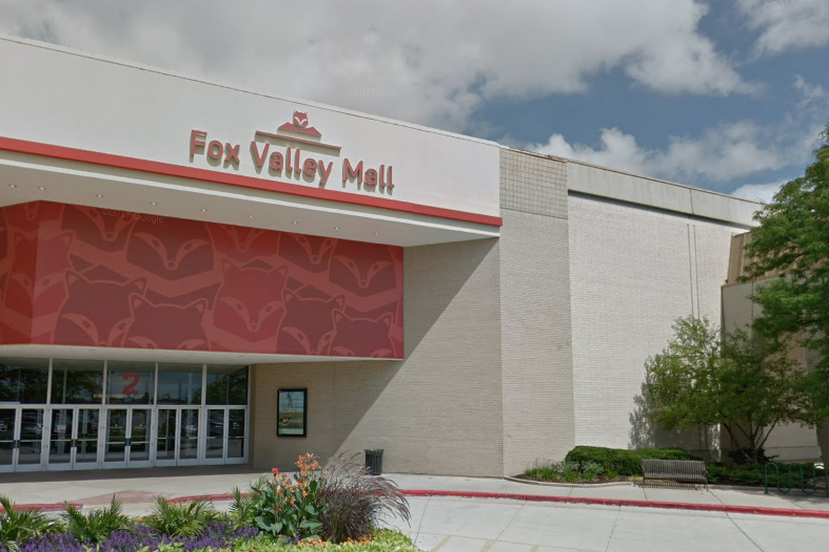 Aurora police are looking for a person who stole a puppy from a shop in Fox Valley Mall Feb. 12, 2020.