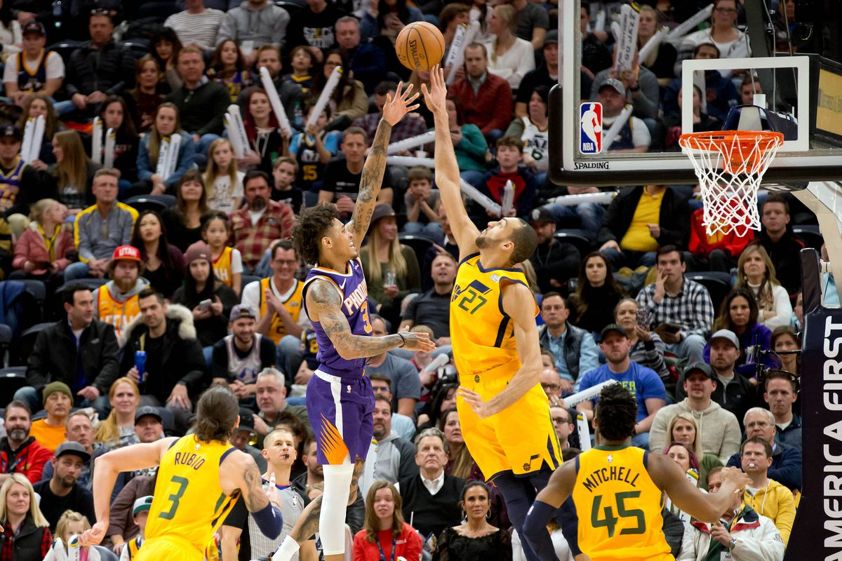 67e87d9dd7d2 Back to Back  Is Rudy Gobert the 2018-2019 Defensive Player of the Year