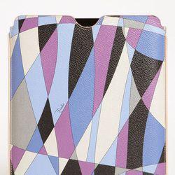 "<a href=""http://shop.nordstrom.com/S/emilio-pucci-ipad-sleeve/3309818?origin=category&fashionColor=&resultback=2520""> Emilio Pucci iPad sleeve</a>, $330 nordstrom.com"