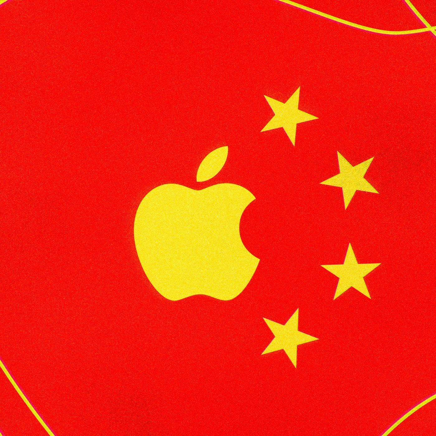 theverge.com - Nick Statt - Apple's iCloud partner in China will store user data on servers of state-run telecom
