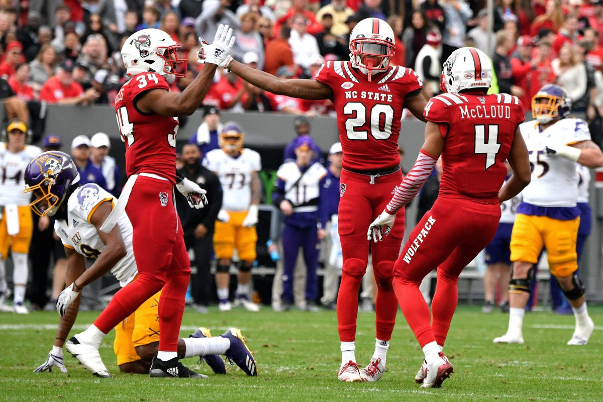 NC State football schedule 2019: Wolfpack gets two ...North Carolina Football Schedule