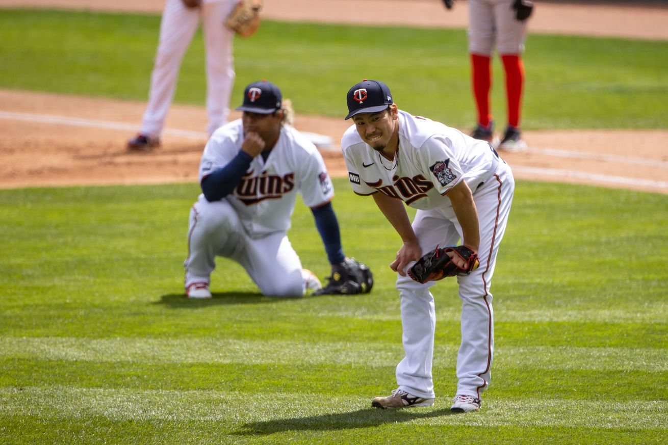 MLB: Boston Red Sox at Minnesota Twins