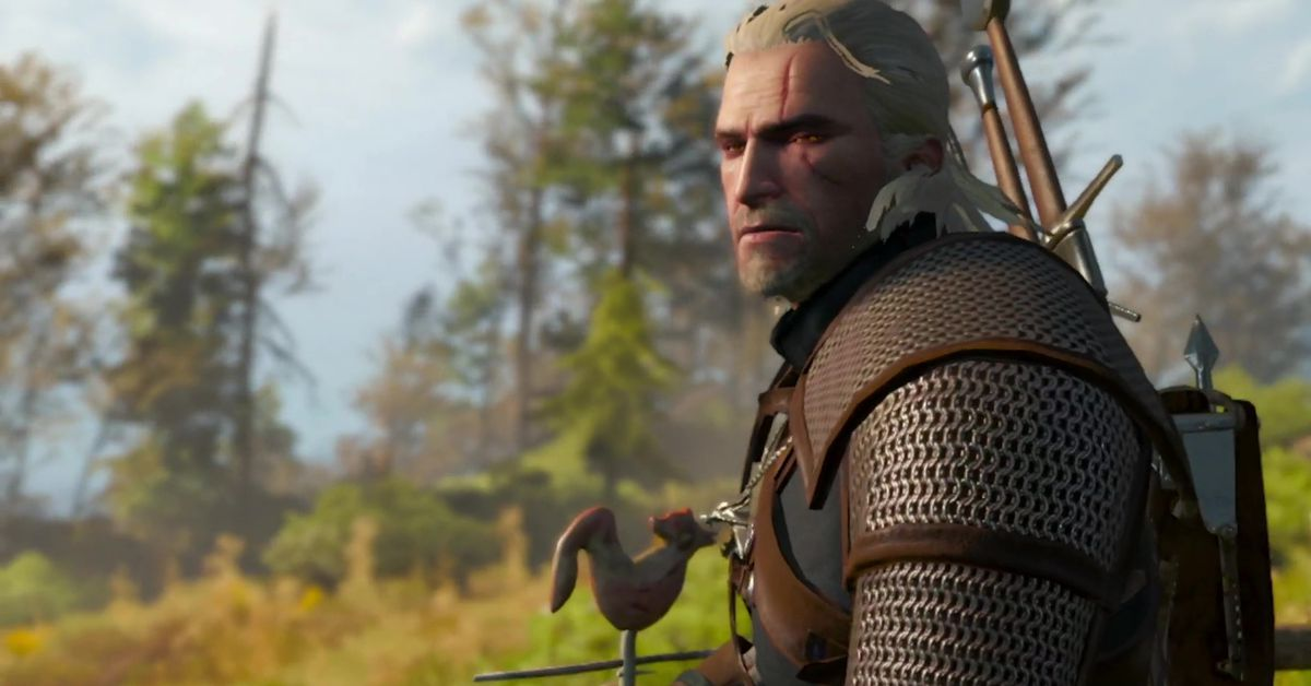 The Witcher 3: Wild Hunt comes to Nintendo Switch this year — really