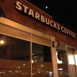 """Starbucks in Park Slope. [Photo: <a href=""""http://www.heresparkslope.com/home/2013/4/18/signage-up-at-park-place-starbucks.html"""">Here's Park Slope</a>]"""