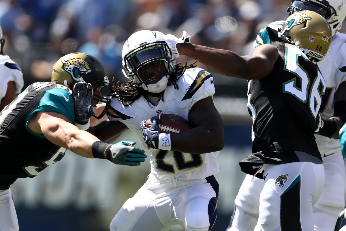 chargers vs. jaguars: game time, tv schedule, online streaming and