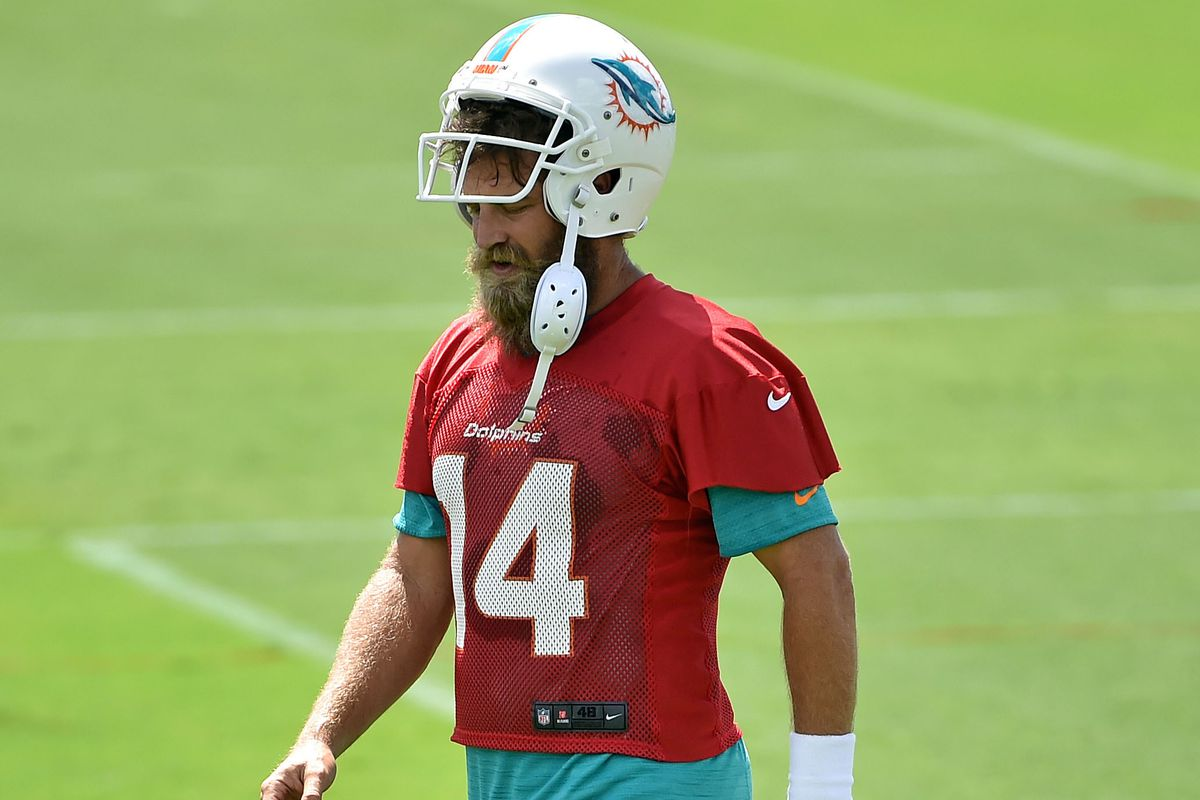 Miami Dolphins News 5/26/19: Ryan Fitzpatrick Stands Out During Dolphins OTA's