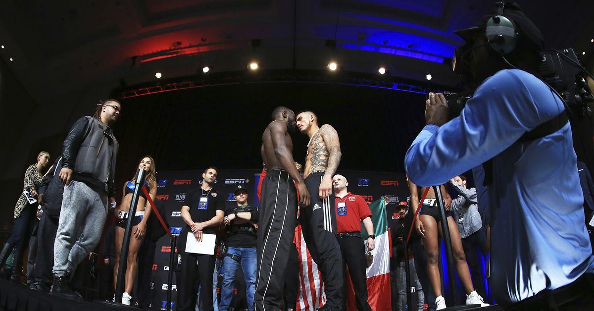 Top Rank Boxing on ESPN: Terence Crawford vs. Jose Benavidez Jr live results and...