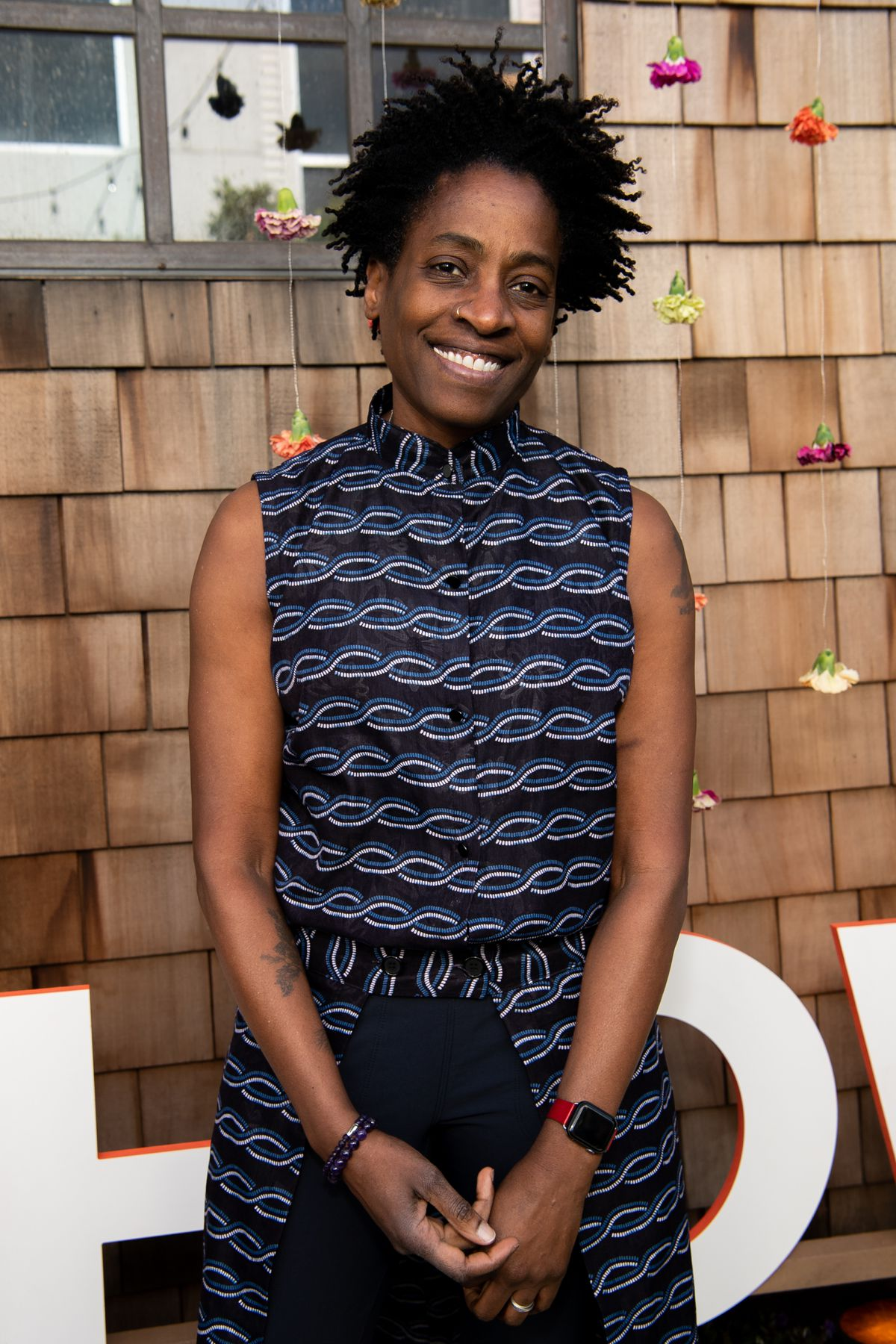 """Jacqueline Woodson, whose previous honors include a National Book Award, won her third Coretta Scott King Award for best work by a Black author for """"Before the Ever After."""""""