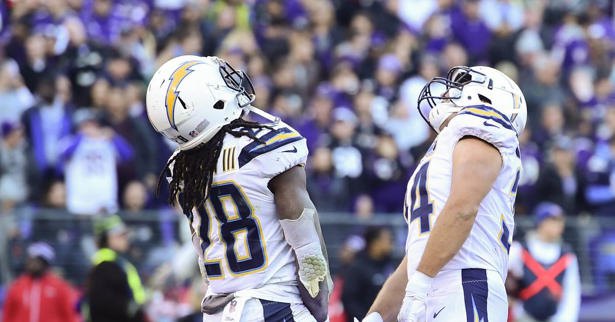 How much should we be comfortable with the Chargers offering to Melvin Gordon?
