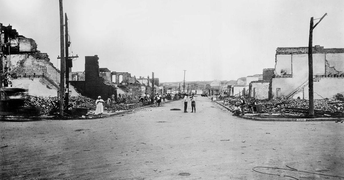 The long-hidden Tulsa race massacre is a national cautionary tale