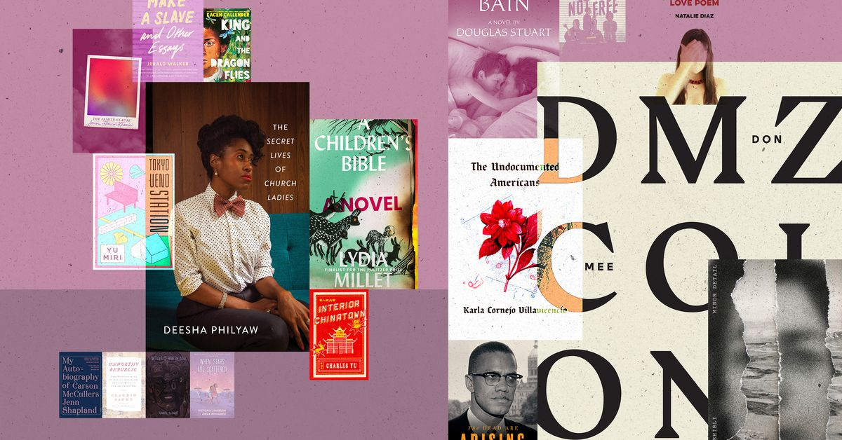 www.vox.com: A guide to the must-read 2020 National Book Award finalists