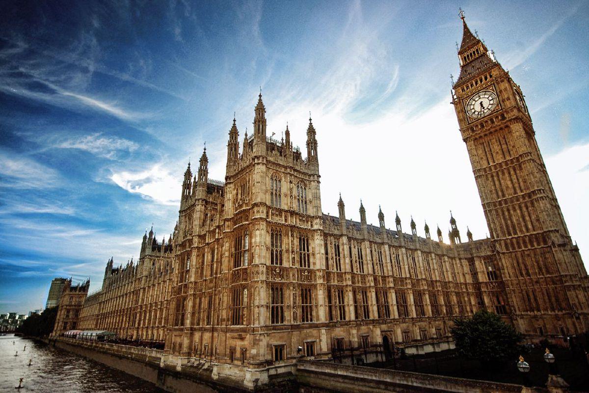 Parliament via Flickr