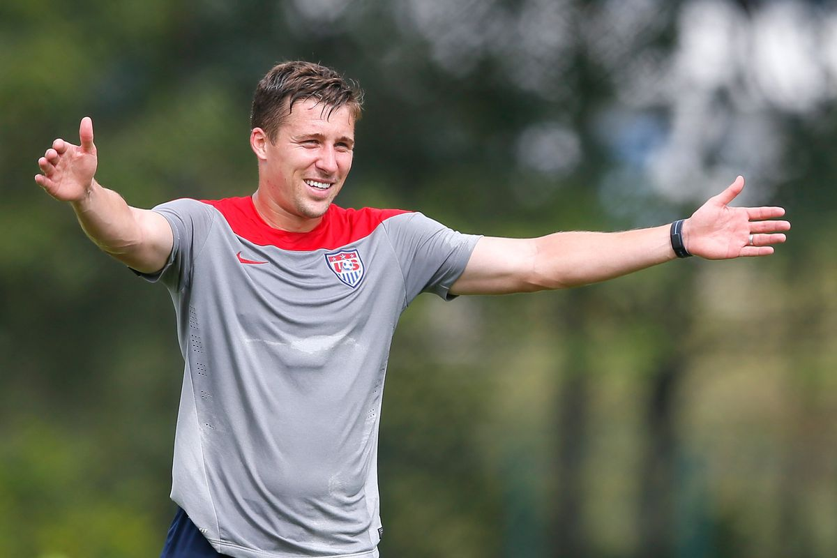 ND's own Matt Besler will look to lead the US to World Cup greatness