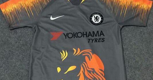 Chelsea fans in uproar as Nike unveil disgusting turd-brown 735th kit