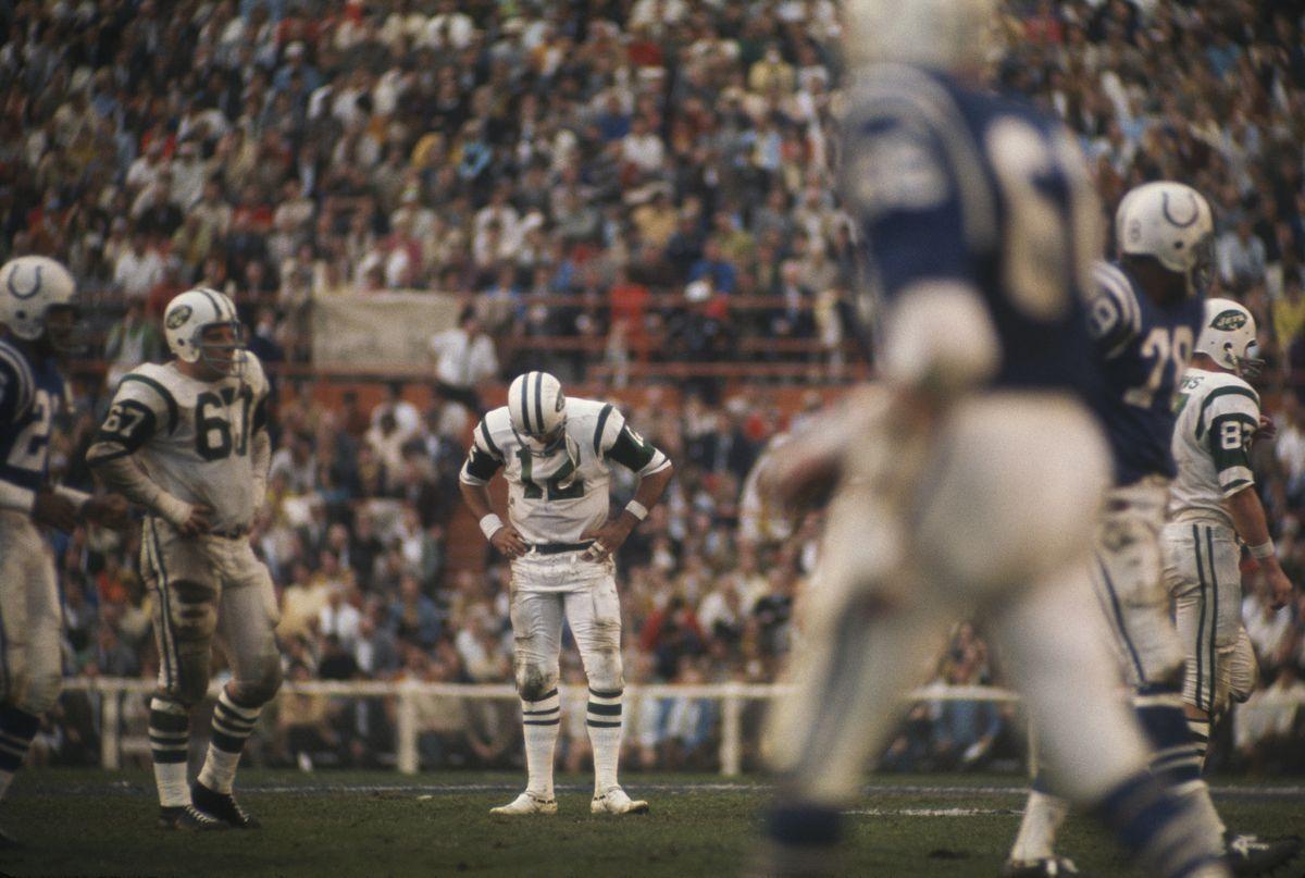 Super Bowl III - Jets v Colts