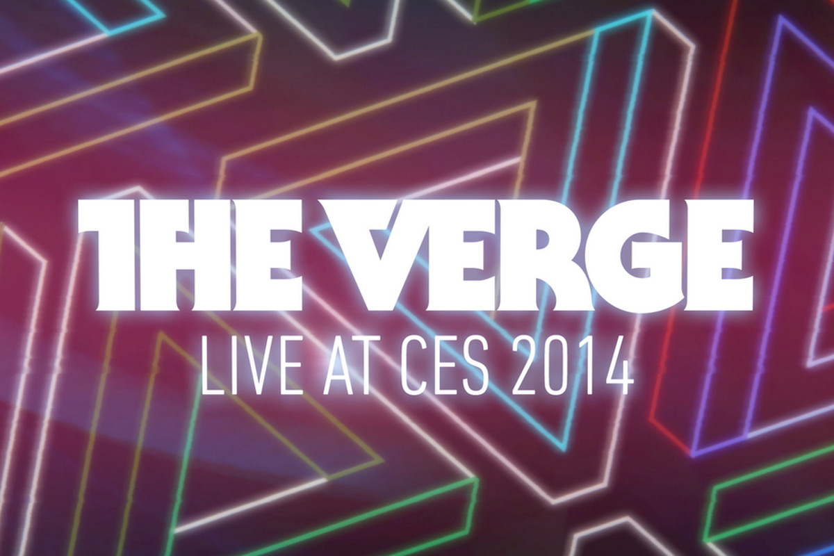 The Verge Live at CES 2014