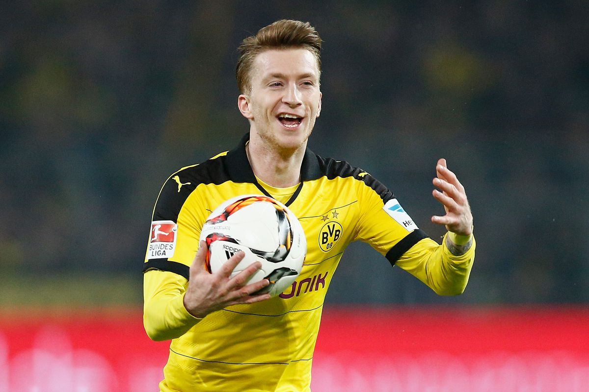 Marco Reus mocks Bayern Munich on Twitter following Champions