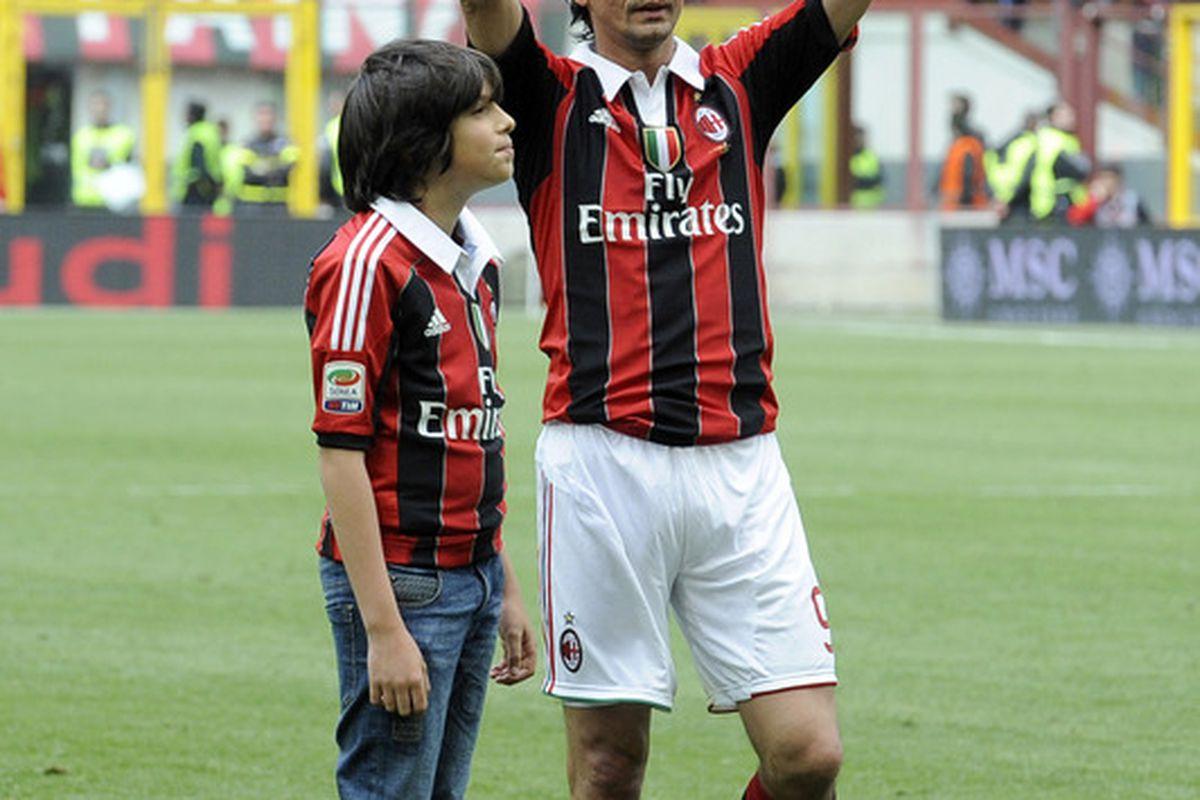 Pippo Inzaghi Retires Takes Coaching Job At AC Milan SBNation
