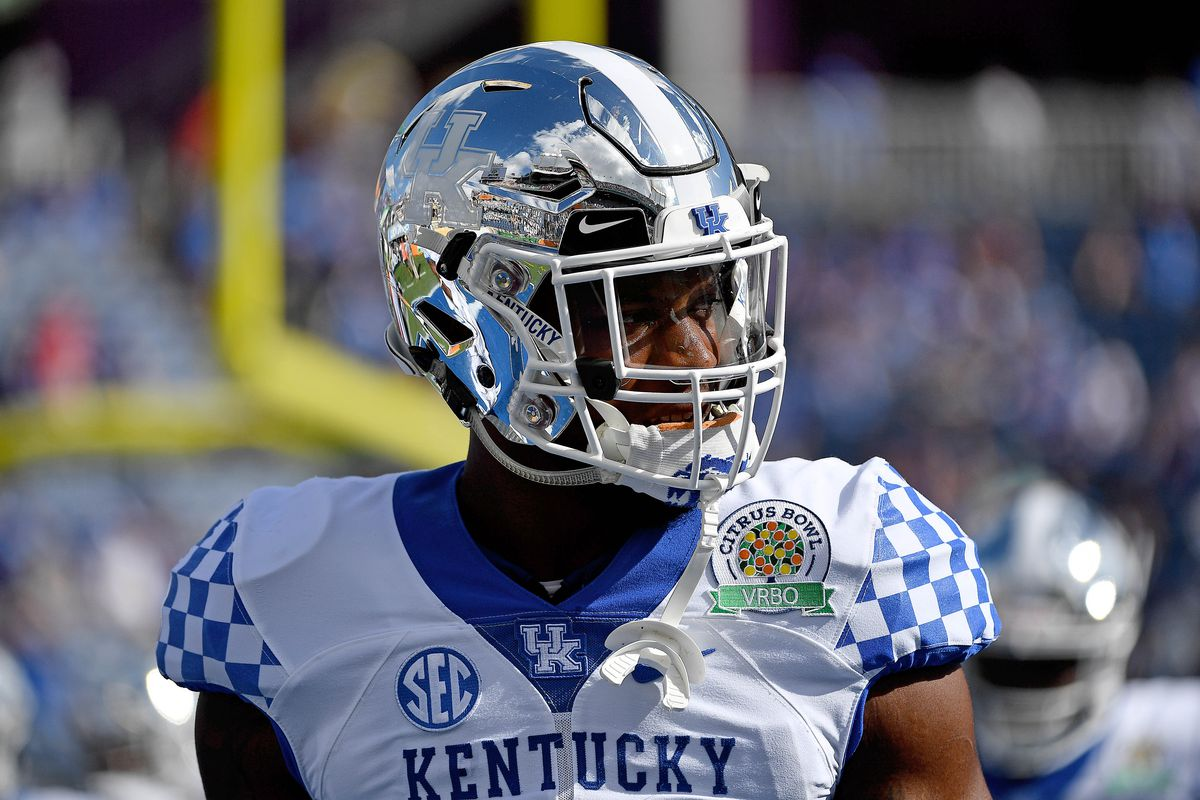 Kentucky Tops Penn State In Citrus Bowl 4 Things To Know And Postgame Cheers
