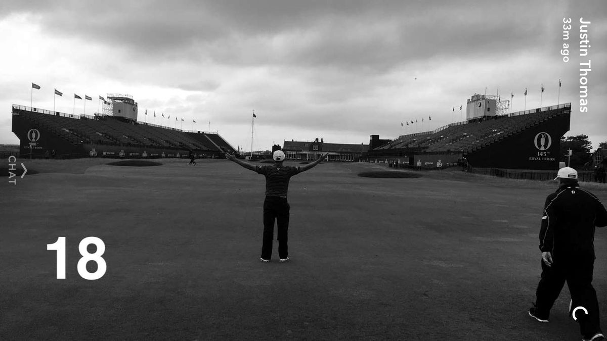 18th troon