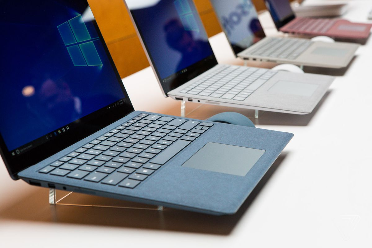 All The News From Today S Big Microsoft Surface Laptop