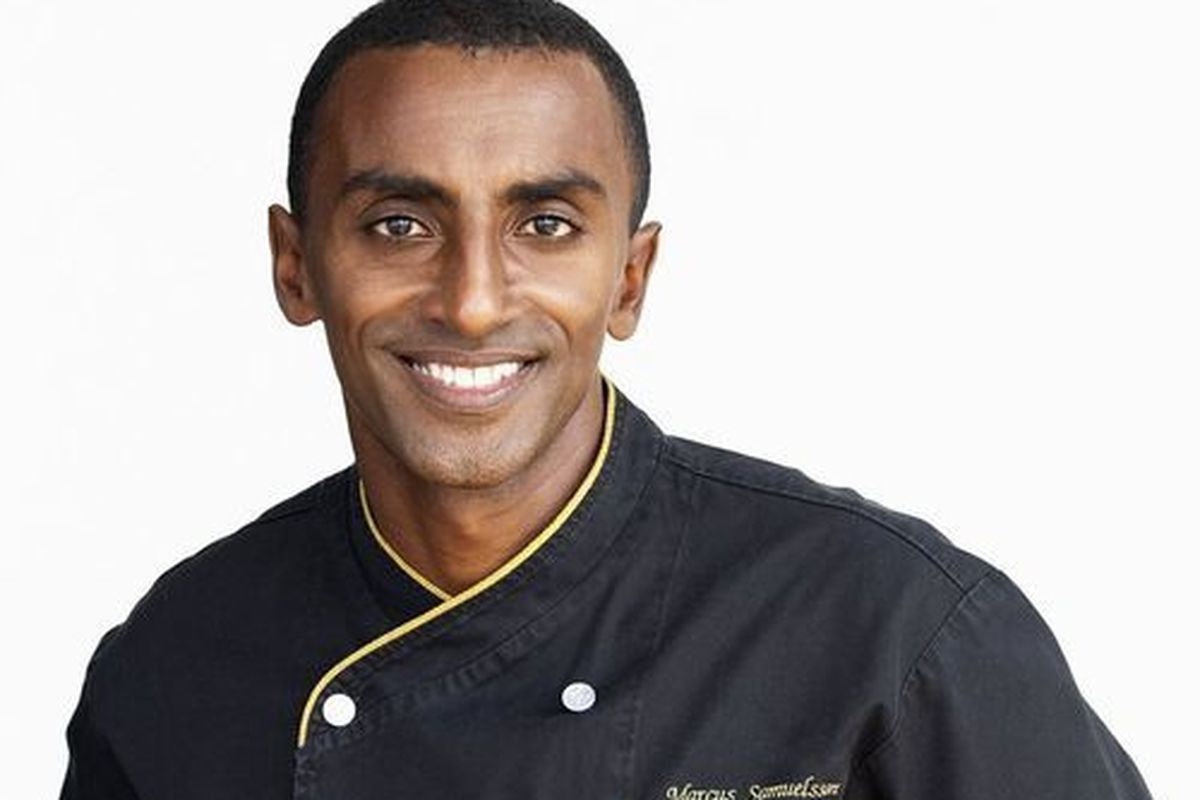 Marcus Samuelsson is coming to Philly tonight