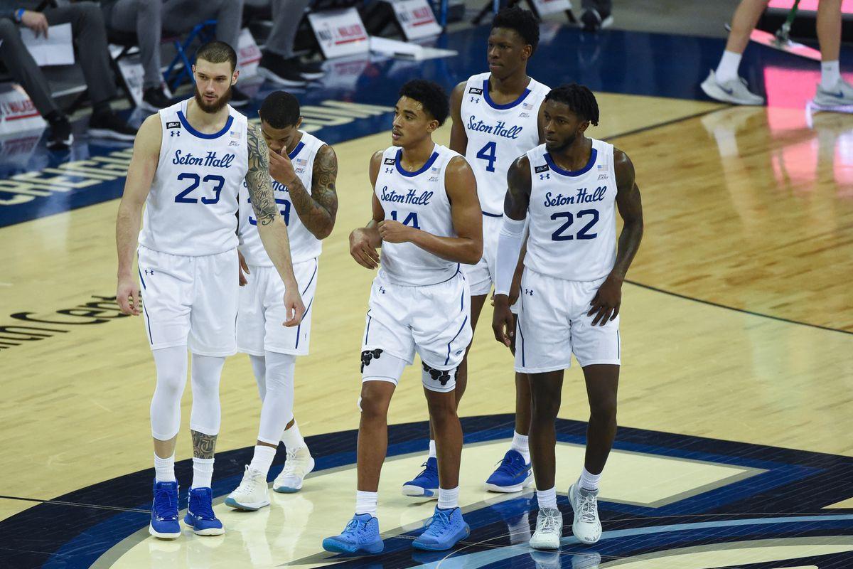 NCAA Basketball: Oregon at Seton Hall