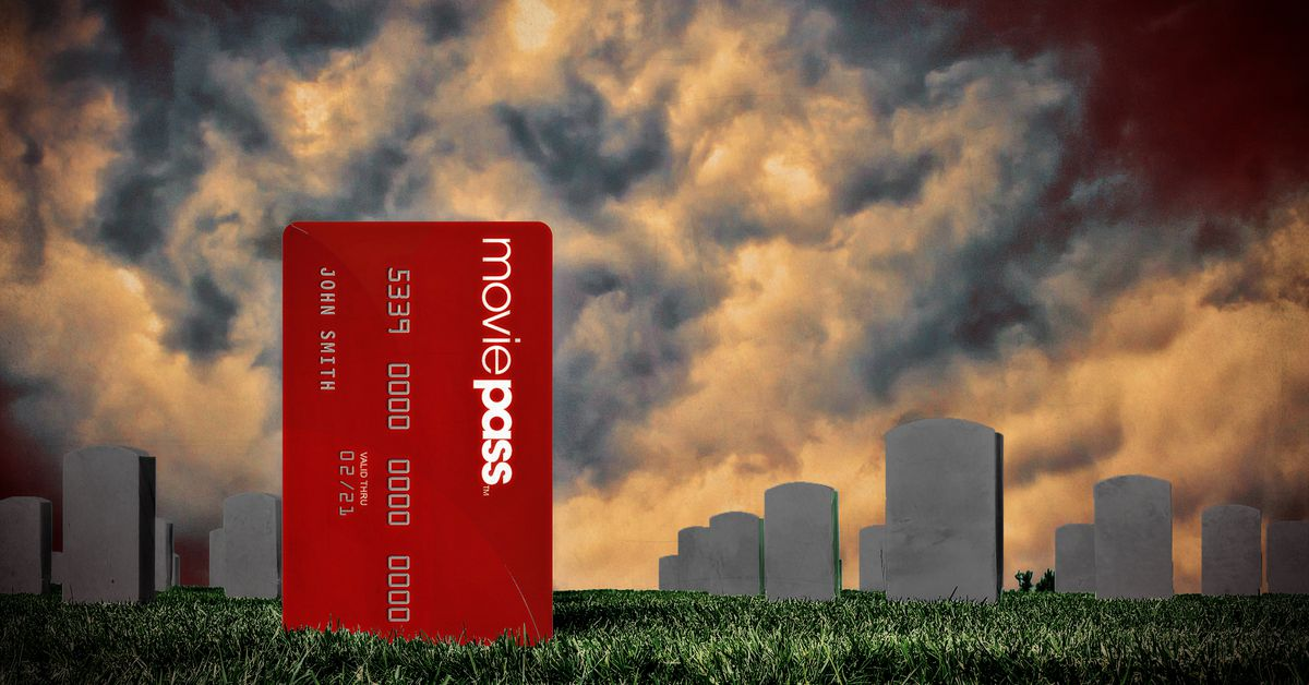 MoviePass Is Dead (for Real This Time). RIP a Company That Was Too Good to Be True. - The Ringer
