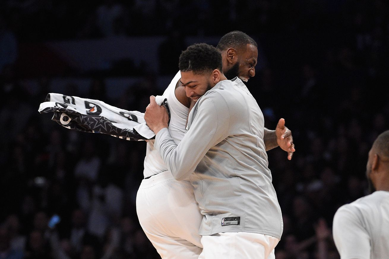 920286282.jpg.0 - Why Lakers fans shouldn't worry about Anthony Davis' list expanding