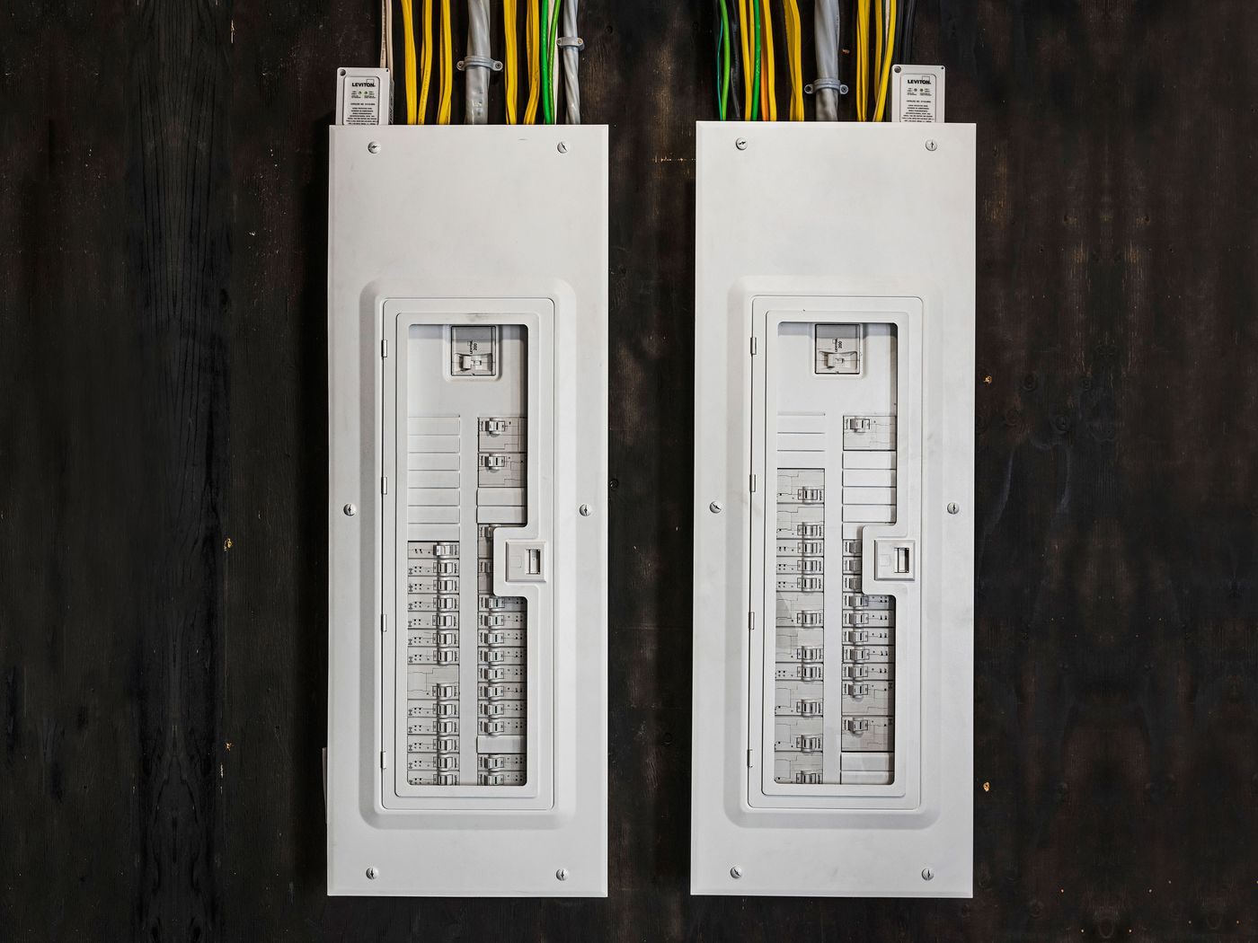 Electrical Systems in the Home: From Old to New - This Old House | Spark Fuse Breaker Box |  | This Old House