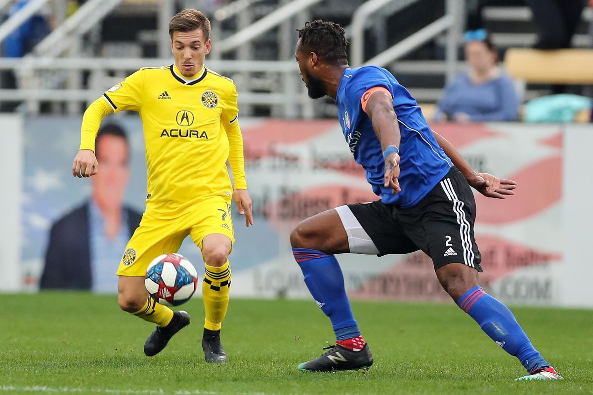 MLS: Carolina Challenge Cup-Columbus Crew at FC Cincinnati