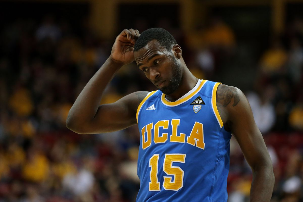 Shabazz wore #15 at UCLA, but appears to have zero clue about the Bruins legacy