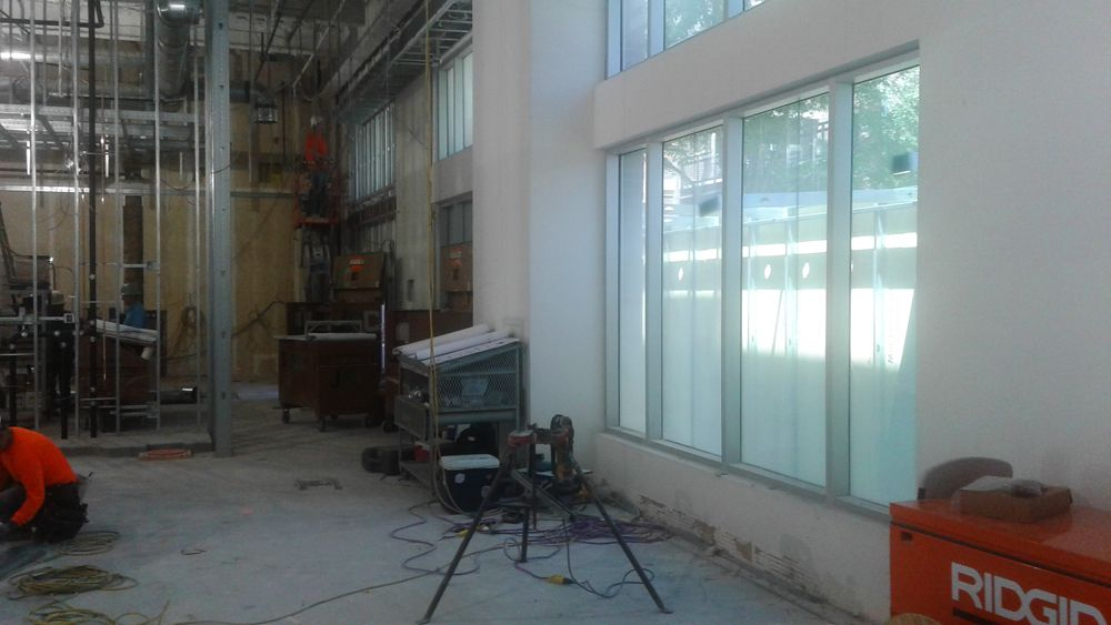Canter's Deli construction at The Linq 5-15