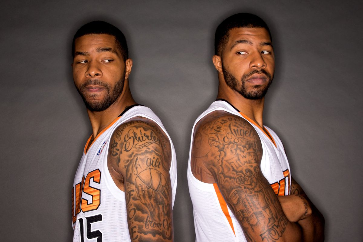 Dionte Christmas.Phoenix Suns Guarantee Two More Years Of Miles Plumlee And The