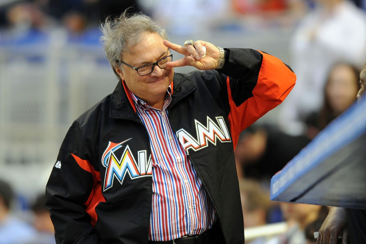 Your yearly reminder that this man is in charge of a Major League Baseball team.
