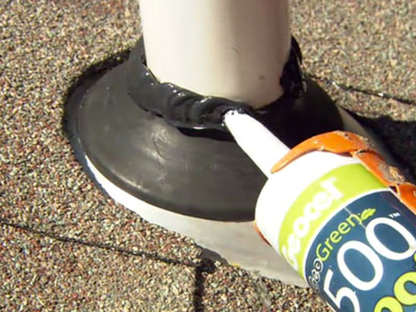 How To Fix A Leaking Rooftop Vent Pipe