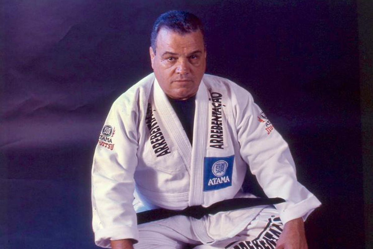 Legend Carlson Gracie to be honored with statue in Rio de Janeiro