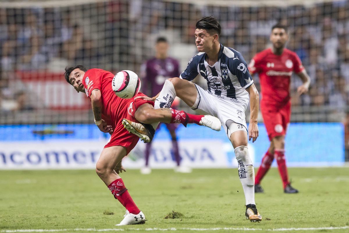 Monterrey v Toluca - Torneo Apertura 2017 Liga MX