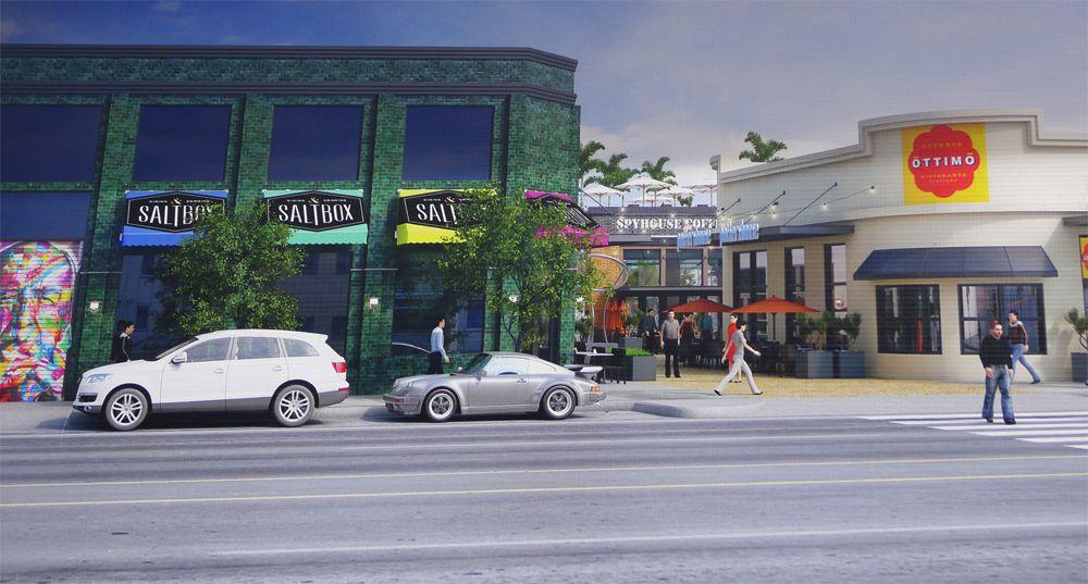 Art District Plaza