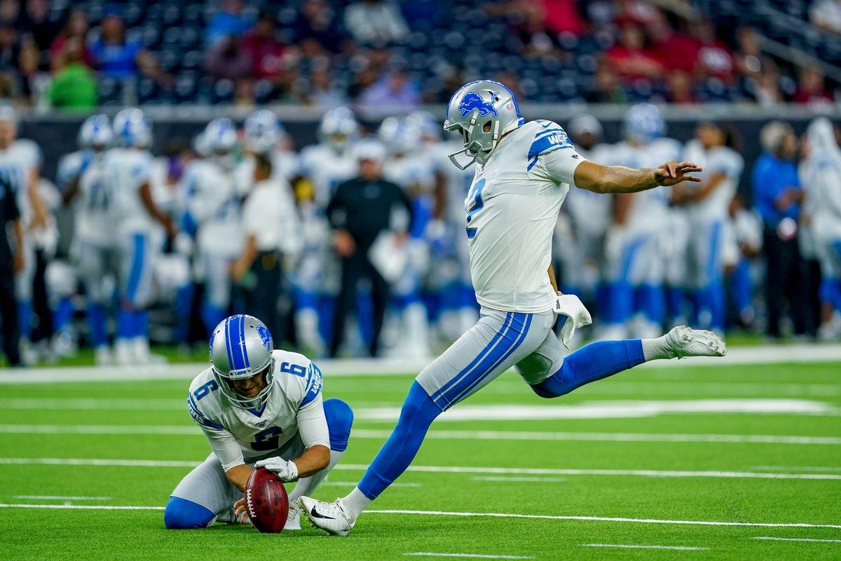 NFL: AUG 17 Preseason - Lions at Texans