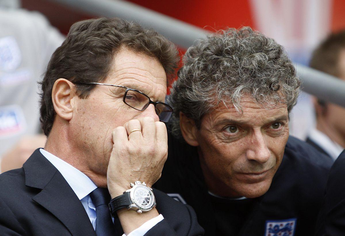 Soccer - International Friendly - England v Slovenia - Wembley Stadium