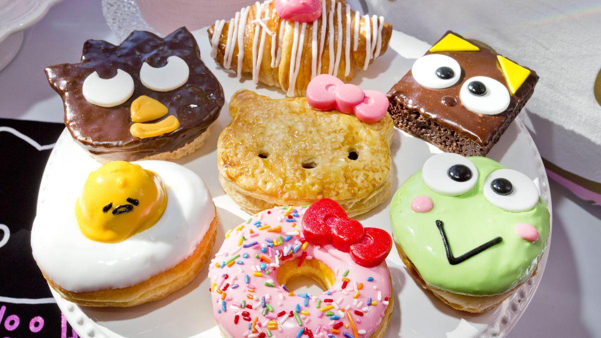 Hello Kitty Cafe opens on the Strip - Eater Vegas