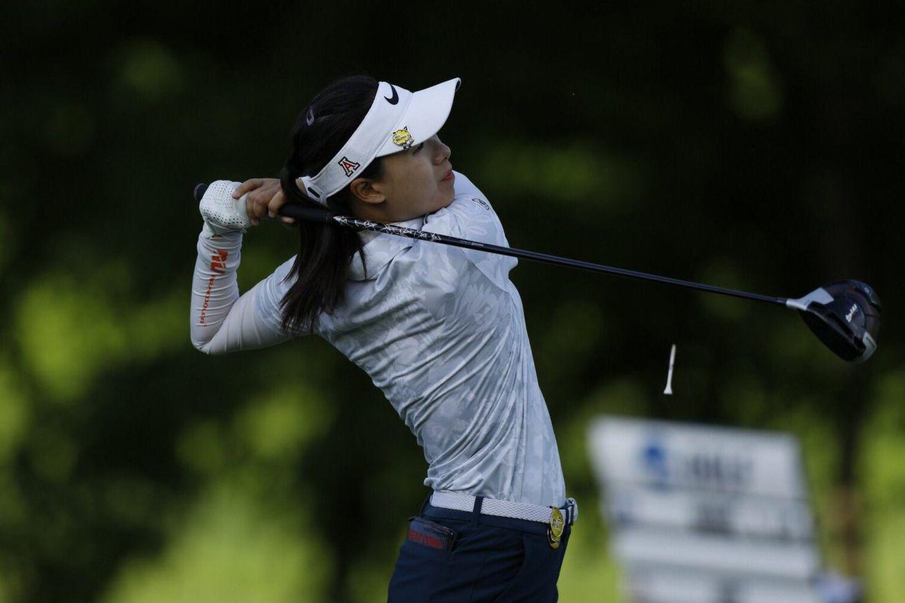 Arizona falls to Duke in NCAA women's golf semifinals