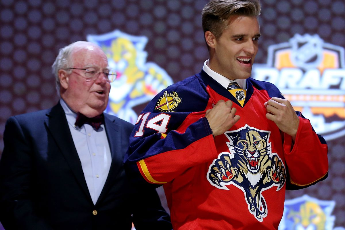 Aaron Eklad, this years first overall selection at the draft is a stud - Photo Credit