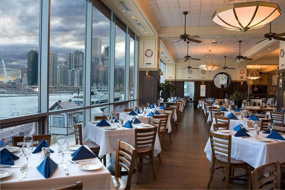 20 Chicago Restaurants With Killer Views Of The Windy City
