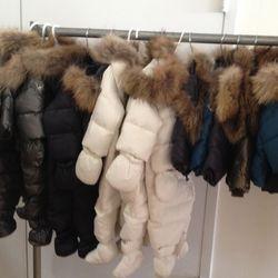 Baby Ski Jackets and Snowsuits, $178-$200